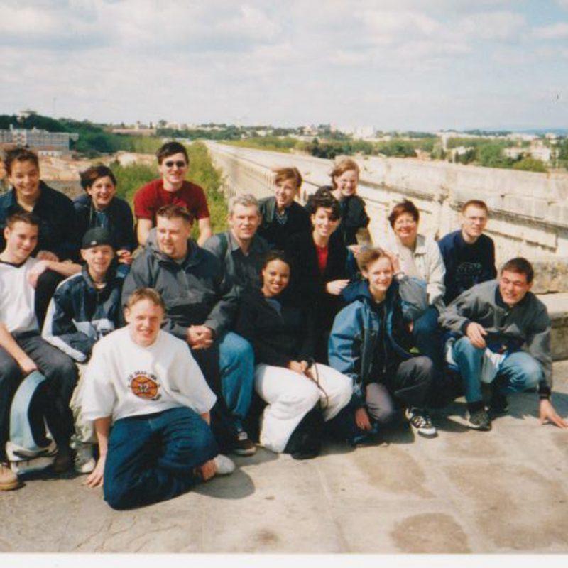 Ganges 2001