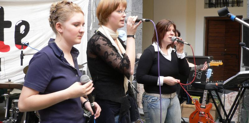 Konzert Bracciano 2006